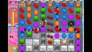 Candy Crush Saga Level 1697 No Boosters
