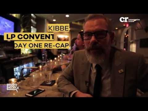 Matt Kibbe: LP Convention Day One Re Cap