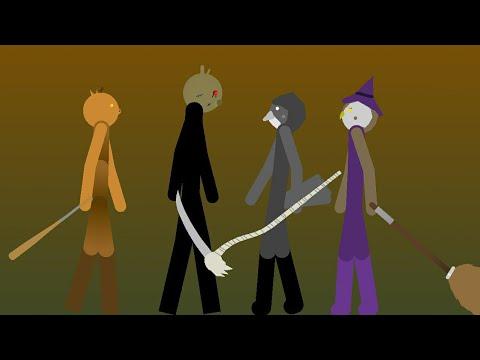 Pumpiggy Vs Crove Vs Owell Vs Mr. Stitchy - Piggy Animation