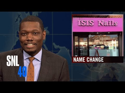 Weekend Update: 5-9-15, Part 2 of 2 - SNL