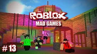 MY CALCULATIONS (Roblox: Mad Games #13)