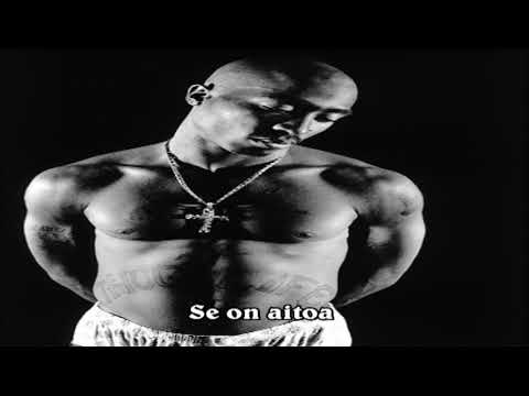2Pac - Only God Can Judge Me (Finnish Subtitles)