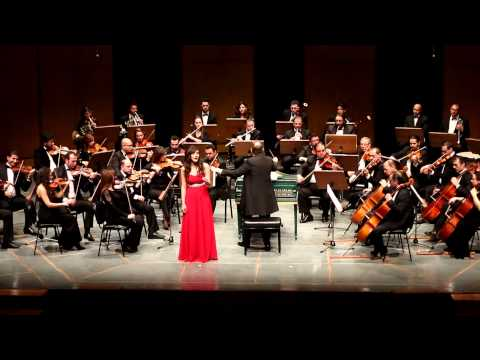 Venite ingino chiatevi - Le nozze di Figaro - Soprano Carmen Tockmaji - كارمن توكمه جي