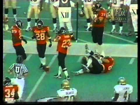 Baylor vs. Texas Tech - 1998