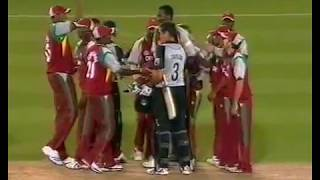 **SUPER OVER** - Gayle 25 Runs In 1 Over - New Zealand Vs West Indies - Full Coverage