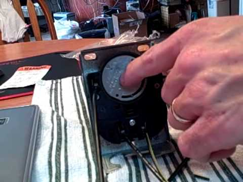 HVAC combination fan limit switch PART 2 Gas Furnace Controls