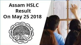How to check Assam HSLC Result 2018, SEBA Class 10th Results