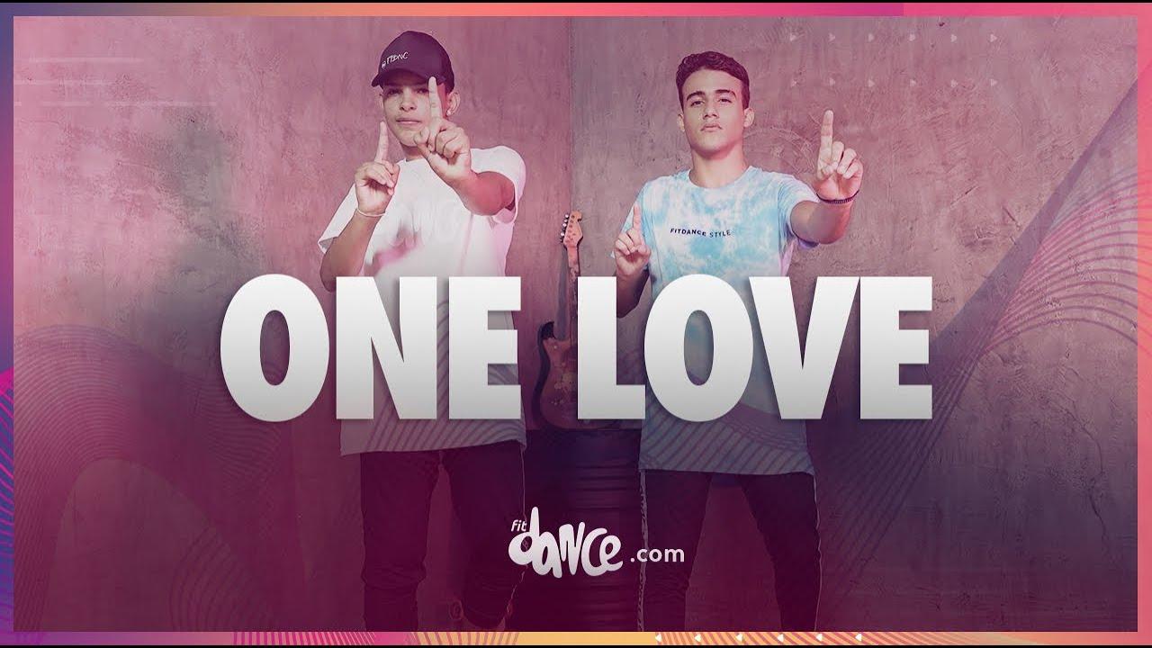 One Love - Now United & R3HAB | FitDance Kids & Teen (Coreografia) | Dance Video