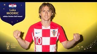 ADIDAS GOLDEN BALL - Luka Modric - FIFA World Cup™ Russia 2018