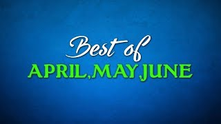 Best of April | May | June | Jukebox | White Hill Music