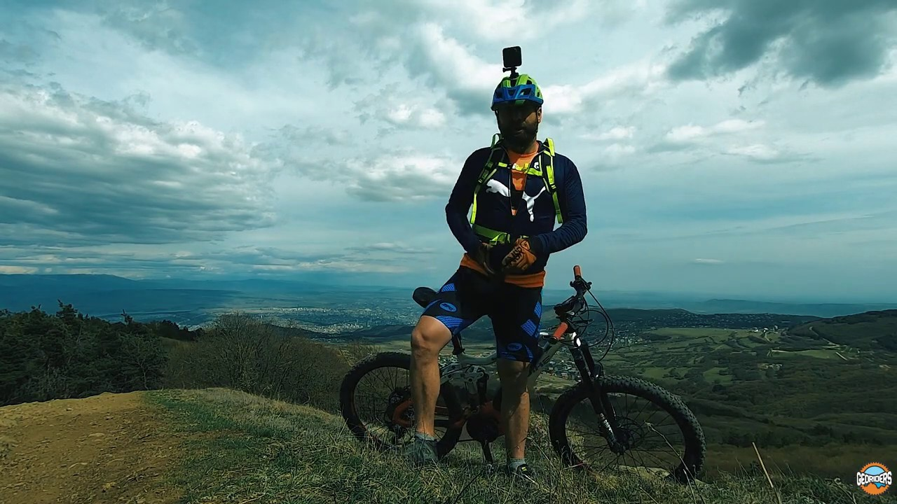New Mountain bike single track close to Tbilisi