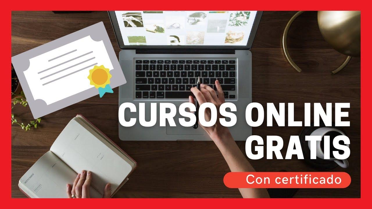 Los Mejores Cursos Online Gratuitos Con Certificado En Espanol 2021 Cursonic Youtube