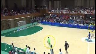 【ハンドボール】2017えひめ国体男子決勝 神奈川(法政二)vs千葉(選抜)ゴールシーンまとめ【handball】