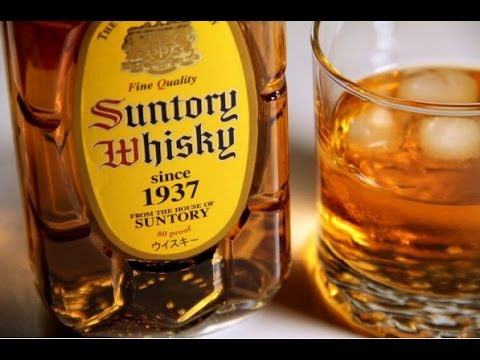 Japanese Alcoholic Drink | Suntory Horoyoi | Kanpai! - YouTube