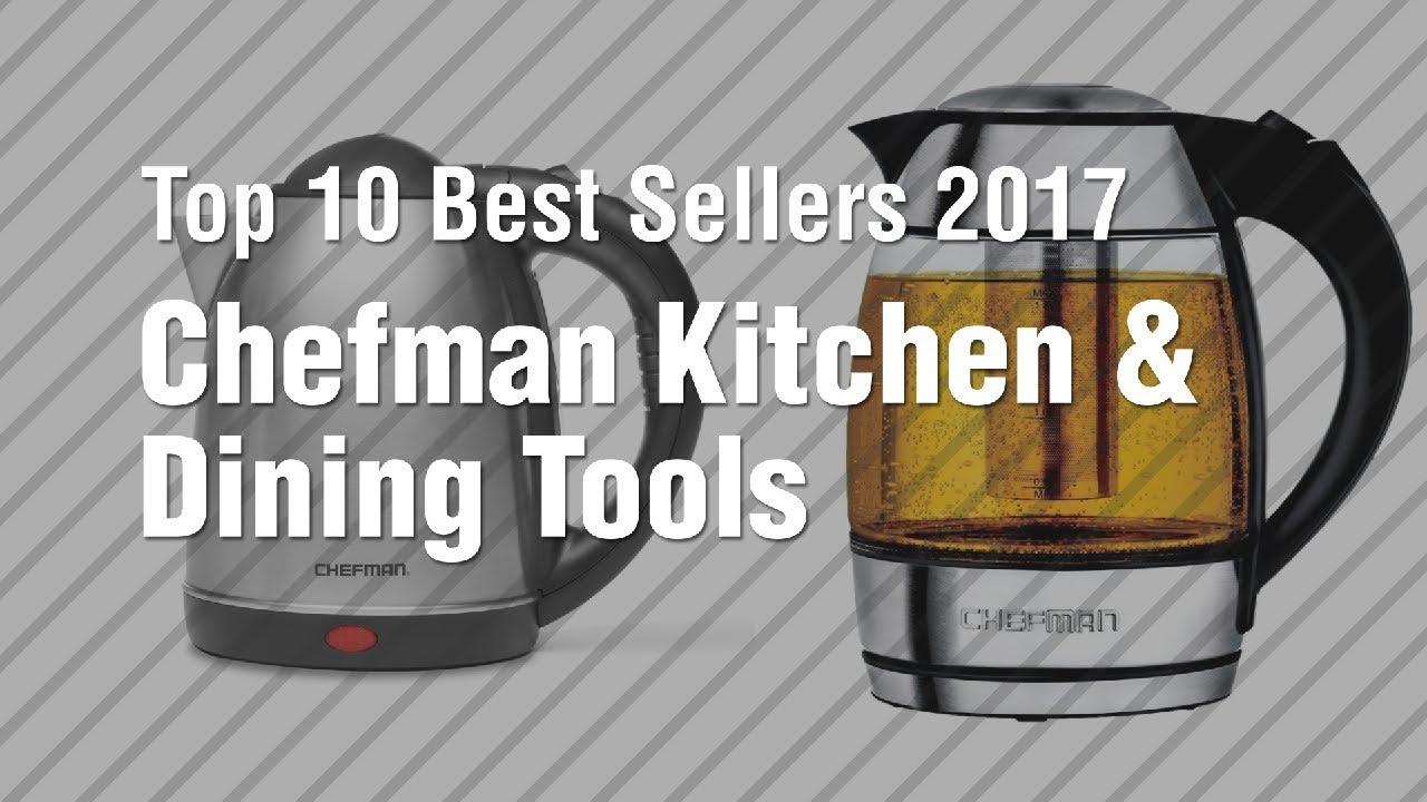 Chefman kitchen dining tools top 10 best sellers 2017