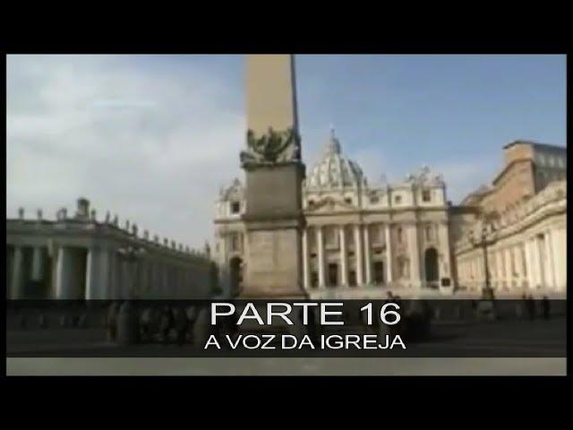 DVD MEDIUGÓRIE - APRESSAI A VOSSA CONVERSÃO - PARTE 16 - A VOZ DA IGREJA