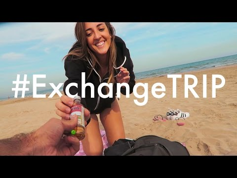 Travel and Exchange Items (with People You Meet)