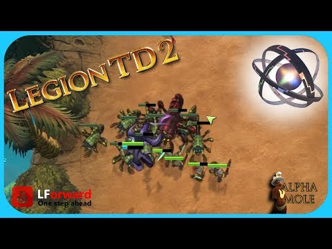 Legion TD 2 | Alpha Mole 2v2 MM Tournament /w Jules Week 1 #