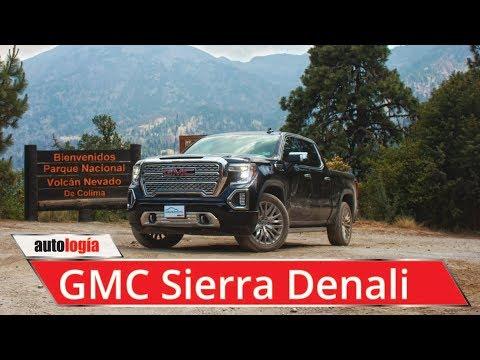 GMC Sierra Denali 2019 - RetoSierra Vs Nevado De Colima