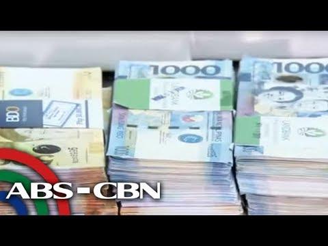 TV Patrol: Nasa P15-M halaga ng 'shabu', nasabat sa isang Tsino sa Maynila