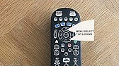 How to Program Cable Remote Review - YouTube