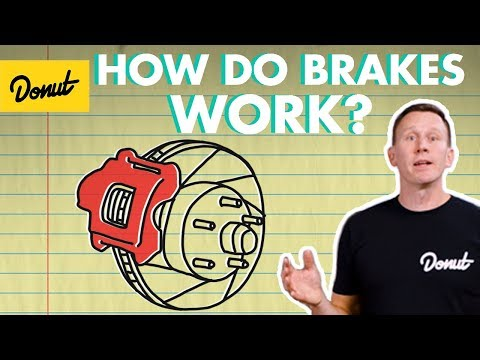 BRAKES: How They Work | Science Garage