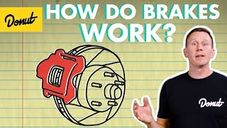 BRAKES: How They W๐rk | Science Garage