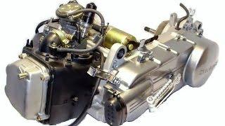 Обзор двигателя 157QMJ 150 кубов