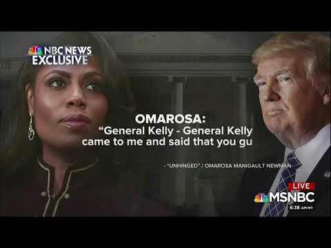Monologue: Omarosa Week | Real Time with Bill Maher (HBO)