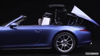 Porsche 911 Targa 2014 Videos