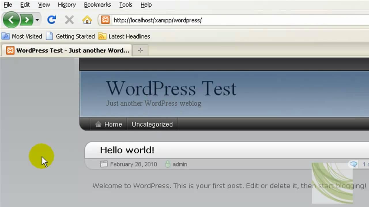 how to edit wordpress templates - how to edit wordpress theme colors using gimp 1 of 2