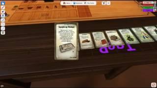 Wycc и банда играют в Фоллаут-Манчкин(стрим Taerss)#1