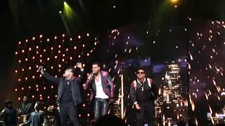 Bella y Sensual - Romeo Santos, Daddy Yankee y Nicky Jam Live @ Madison Square Garden NYC Feb 2018