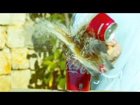 Download Youtube: TAGLIARE UNA COCA-COLA IN SLOW MOTION!  (8000 FPS)