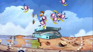 Rayman Origins - Recenzja [360/PS3/Wii]