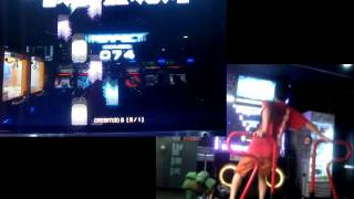 pump it up prime dm ashura move that body full song double 20
