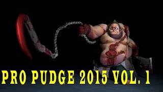 Dota 2 Pro Pudge Hook 2015 Vol. 1