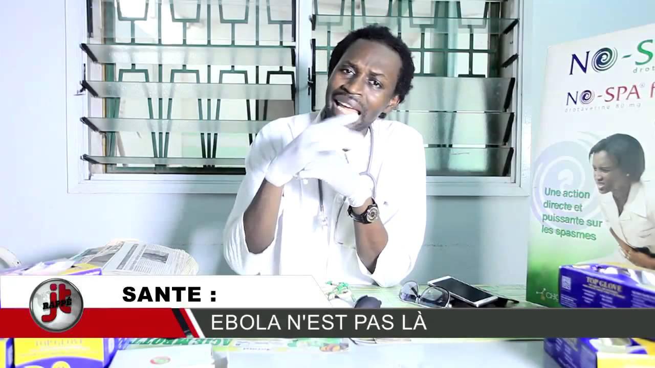 parodie ebola