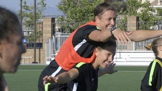 Teammate Impressions with the U.S. WNT