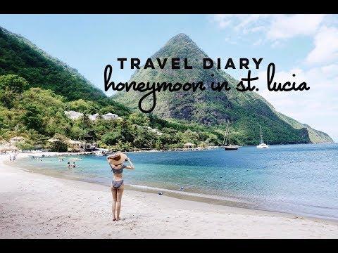 Travel Diary: Honeymoon in St. Lucia | Abby Saylor Armbruster
