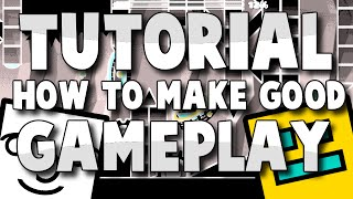 FULL GAMEPLAY TUTORIAL! BEGINNER AND ADVANCED! Geometry Dash 2.0 Creator Tutorial!