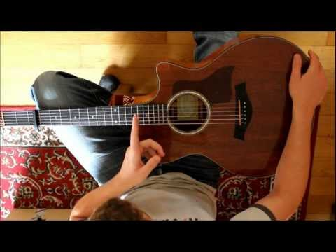 How To Play These Waters  Ben Howard guitar lesson  tutorial