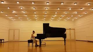 Bach invention no 15 bwv 786 b minor-Joseph Haydn sonata HOB XVI no 27 - Chopin Walse op 64 no : 2