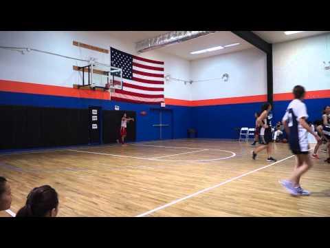 Toronto Royals vs NYC Queens 2015 Tibetan Women's Basketball Tournament