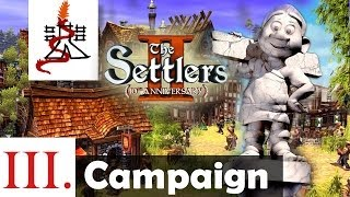 The Settlers 2 (10th Anniversary Edition) - Mission 3   SPQR   Campaign [1080p/HD]