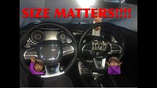 SRT Steering Wheel Install on 2016 Dodge Challenger ScatPack