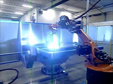 ROBOT - SALDATURA COMPONENTI METALLICI