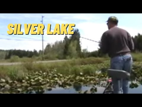 Silver Lake In Cowlitz County