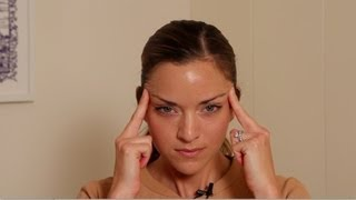 4 Face Yoga Poses to Tighten Your Skin | 3-Minute Makeover | Babble