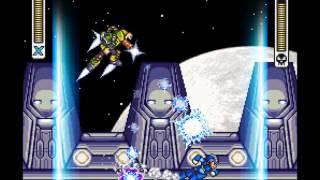 Megaman X8 - VS Vile (Megaman X3 Arrange)